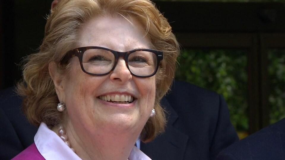 L'ancienne mairesse de Winnipeg, Susan A. Thompson