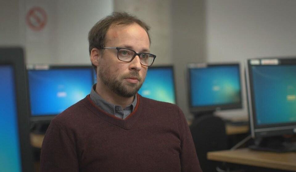 Sylvain Lefèvre