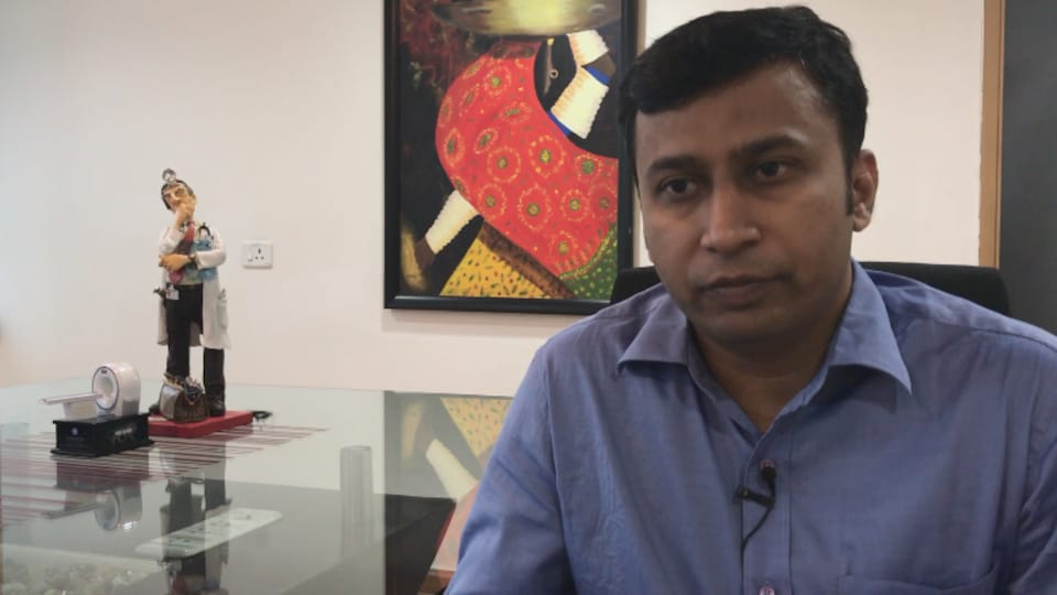 Akram Pervez, directeur chez Teleradiology Solutions.
