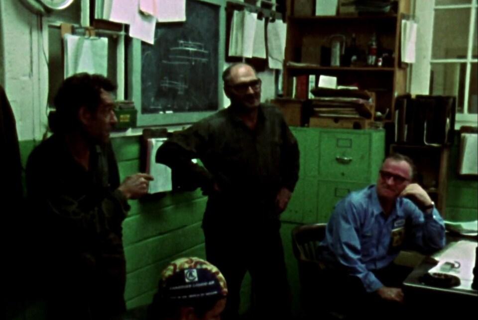 Archives tirées du documentaire «Témiscamingue, Québec»