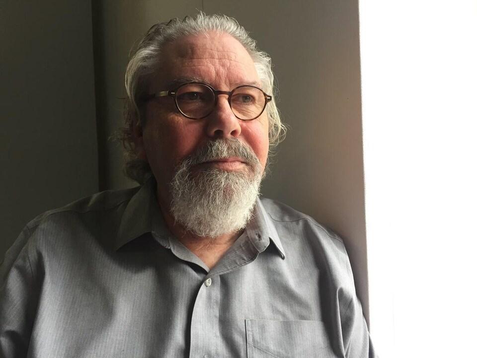 Tom Martin, enquêteur à la retraite de la police d'Halifax.