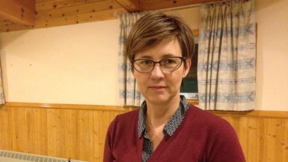 La professeure associée du Département d'anthropologie de l'Université de Toronto Tracey Galloway