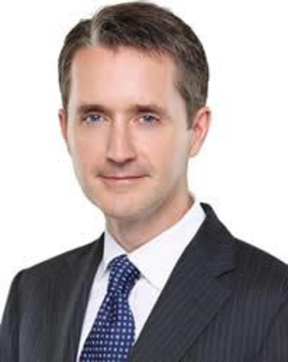 Trent Mell est PDG de First Cobalt.