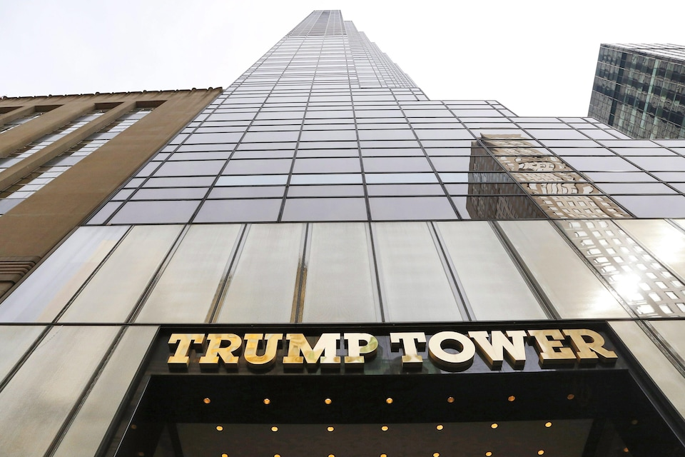 La Trump Tower à Manhattan