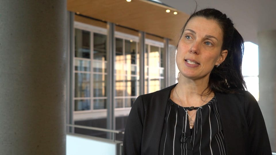 Valérie Bécaert, directrice générale chez IVADO