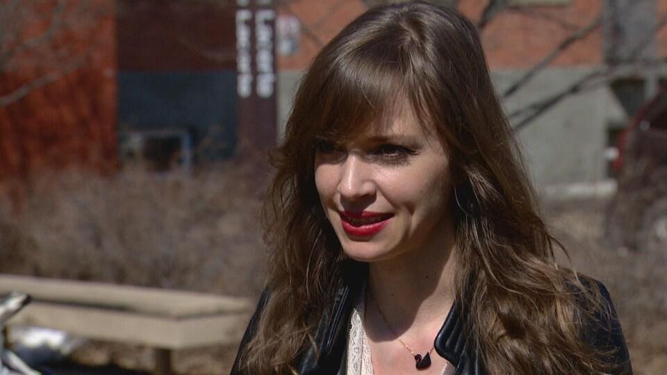 Valérie Lapointe Gagnon, professeure adjointe en histoire et droits linguistiques