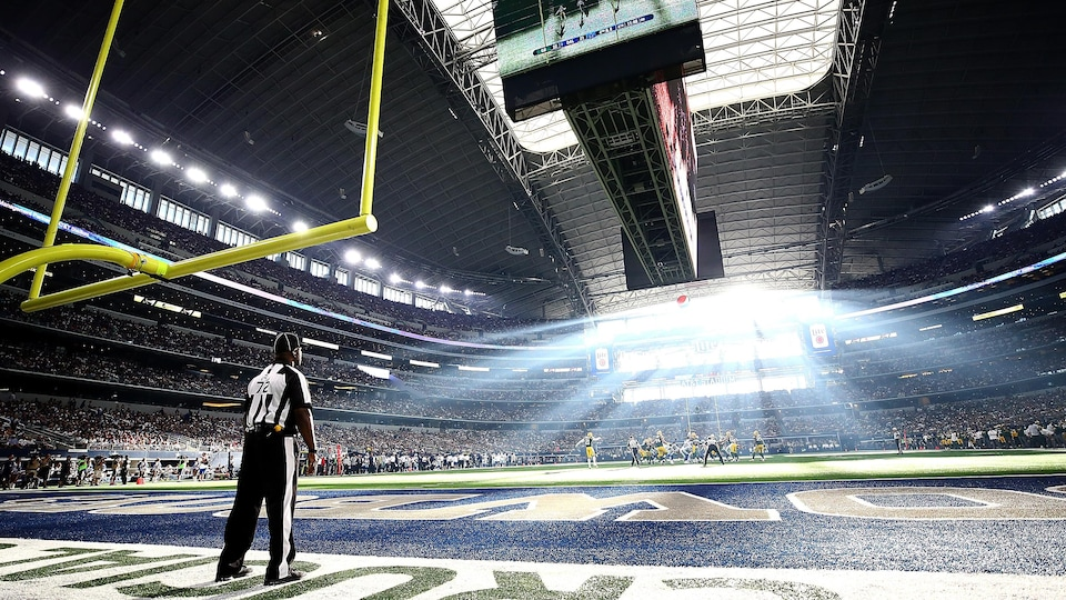 AT&T Stadium, domicile des Cowboys de Dallas