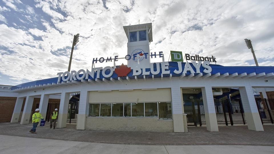 Le TD Ballpark, stade des Blue Jays en Floride