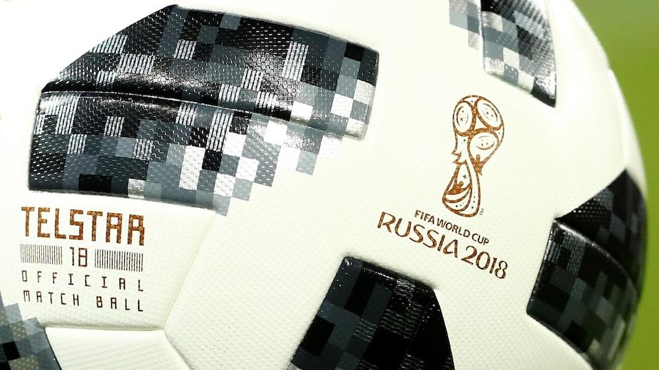 Le ballon officiel de la Coupe du monde de 2018 en Russie