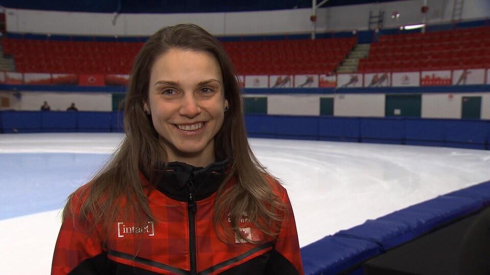 Kasandra Bradette aura son mot à dire dans les succès du relais féminin à Sofia