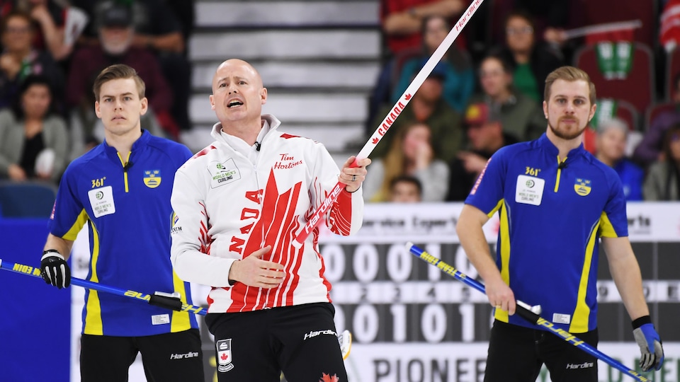 Le Canadien Kevin Koe