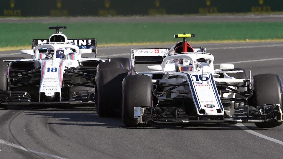 F1-Sauber devient Alfa Romeo Racing