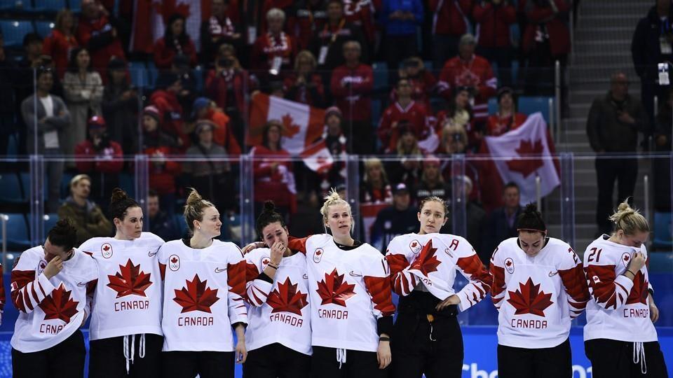 Les Canadiennes