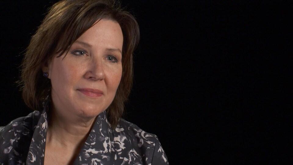 Lorraine Lafrenière, chef de direction de l'Association des entraîneurs du Canada