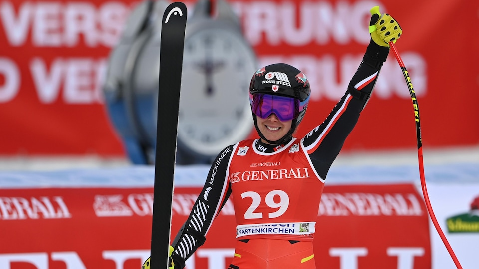 """Marie-Michèle Gagnon desires to remain """"within the sport"""" 