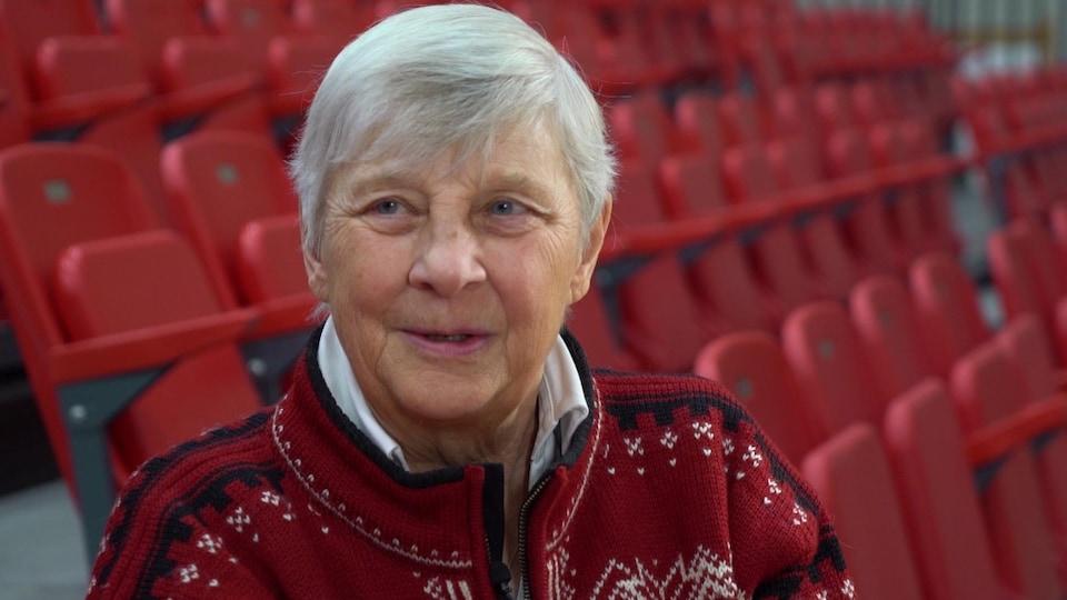 Sandra Kirby, professeure à l'Université de Winnipeg et experte internationale en matière d'abus dans le sport