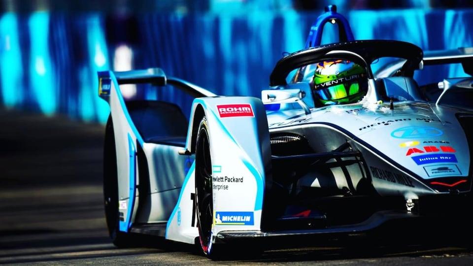 La Formule E monte en grade