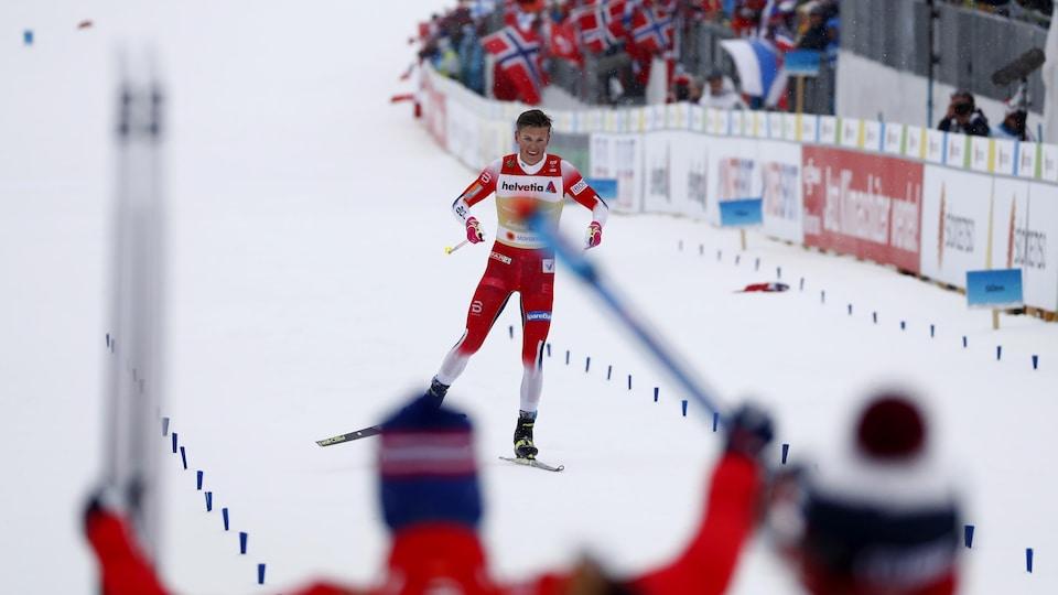 Les finales de Canmore annulées — Ski de fond