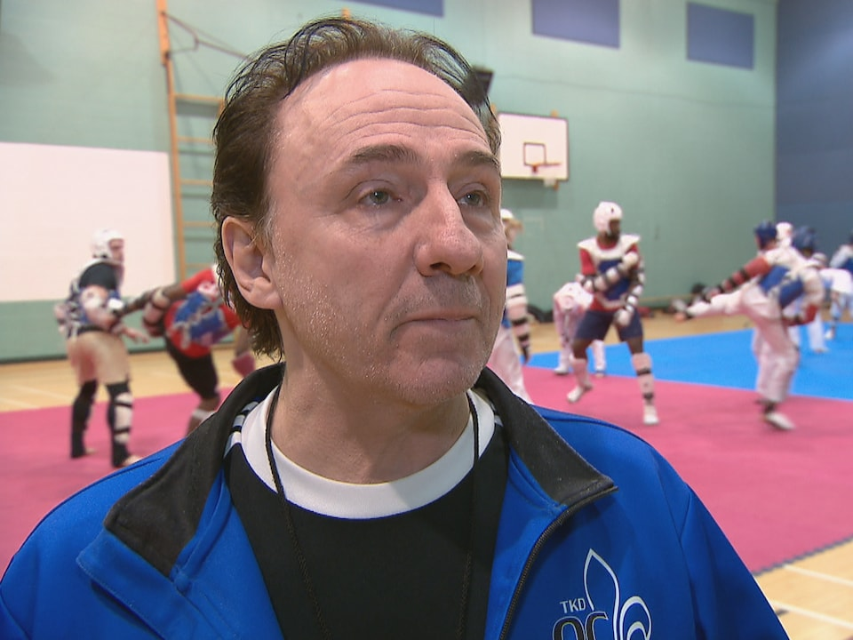 Alain Bernier en entrevue