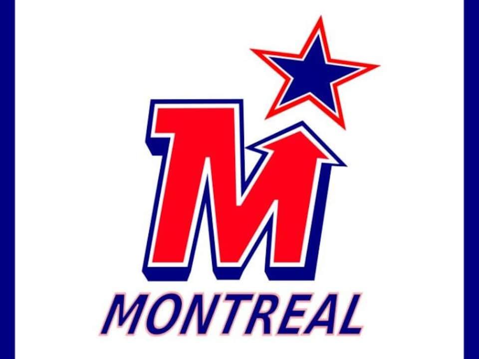 Un logo de l'équipe de hockey des Stars de Montréal