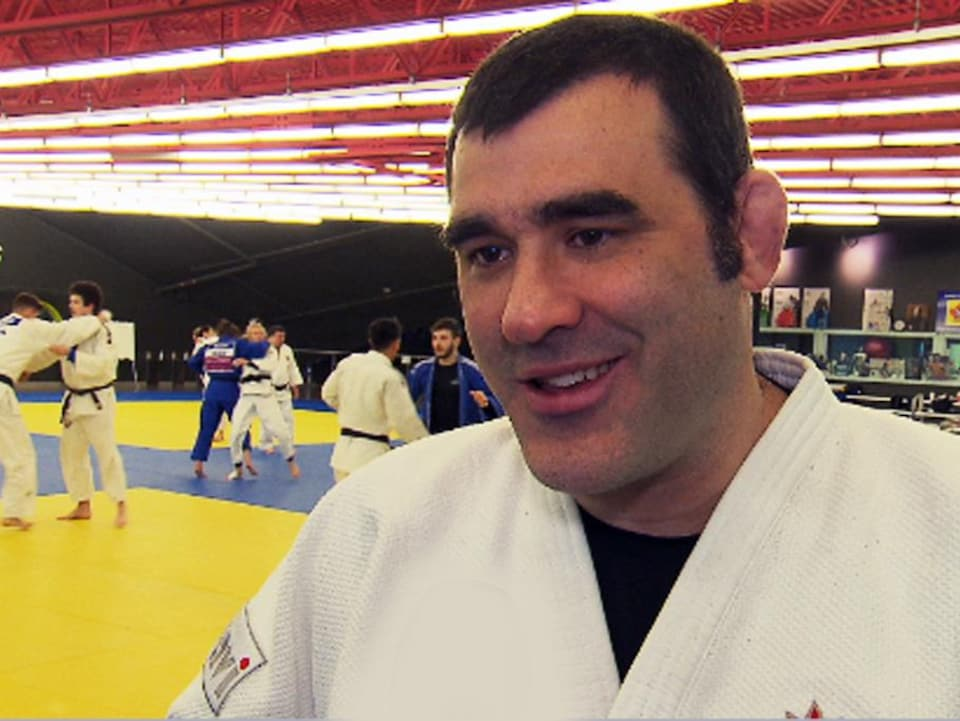 Nicolas Gill, directeur général de Judo Canada