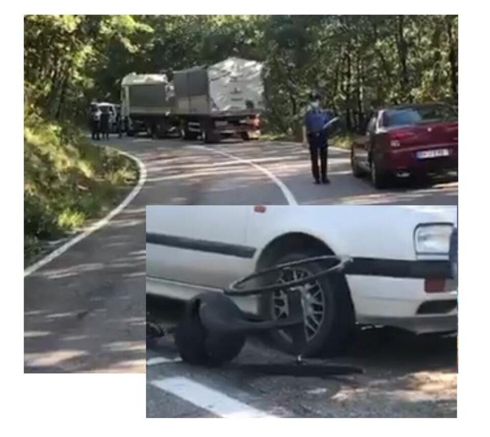 Les images de l'accident d'Alessandro Zanardi