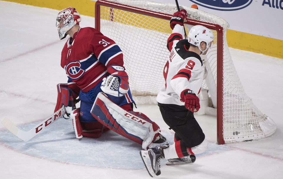 Carey Price et Taylor Hall