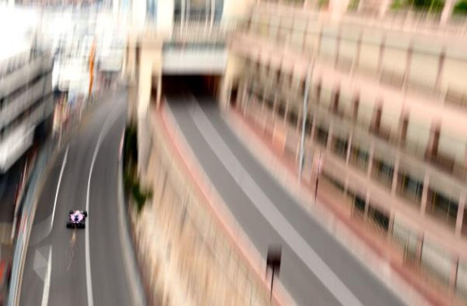 Lance Stroll à Monaco