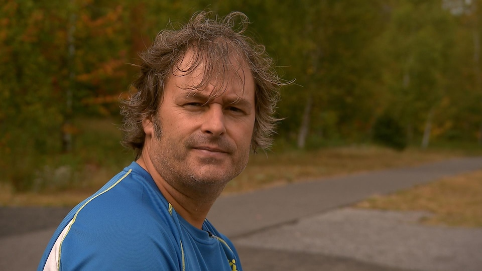 Louis Bouchard, entraîneur de ski d'Alex Harvey