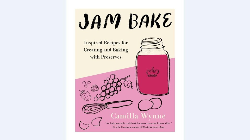 Couverture du livre «Jam Bake».
