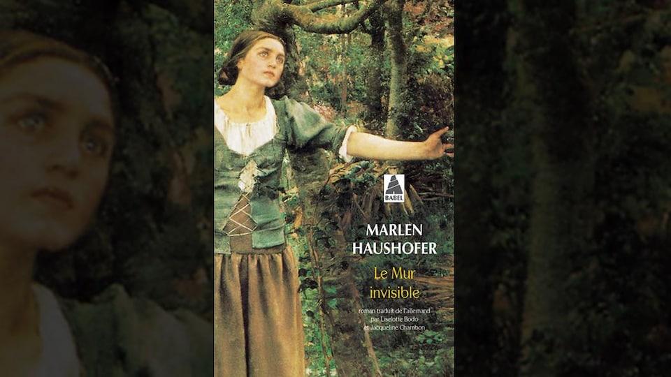 La page de couverture du roman.