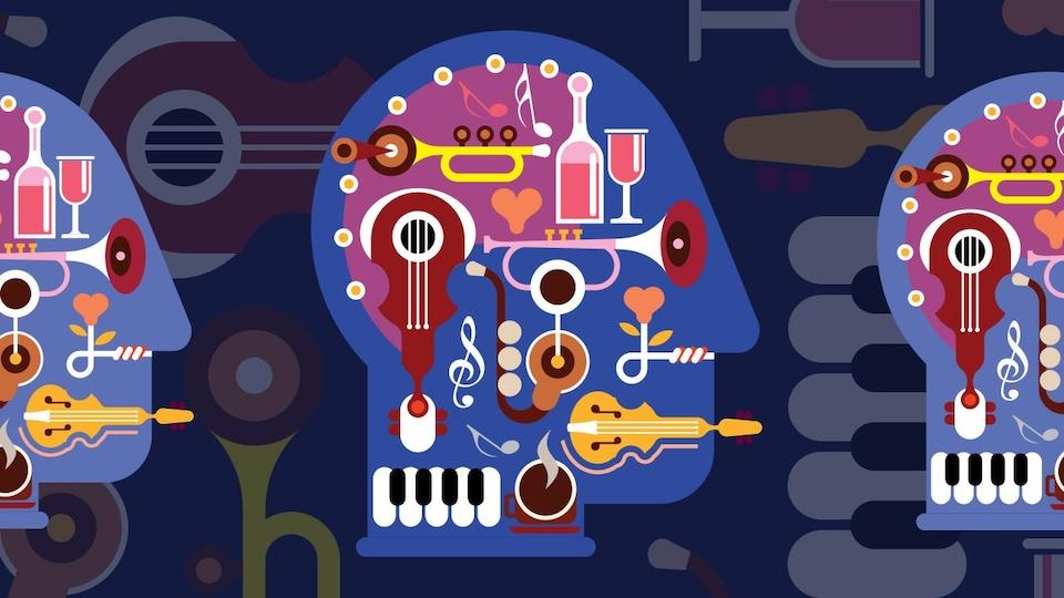 Le cerveau et la musique