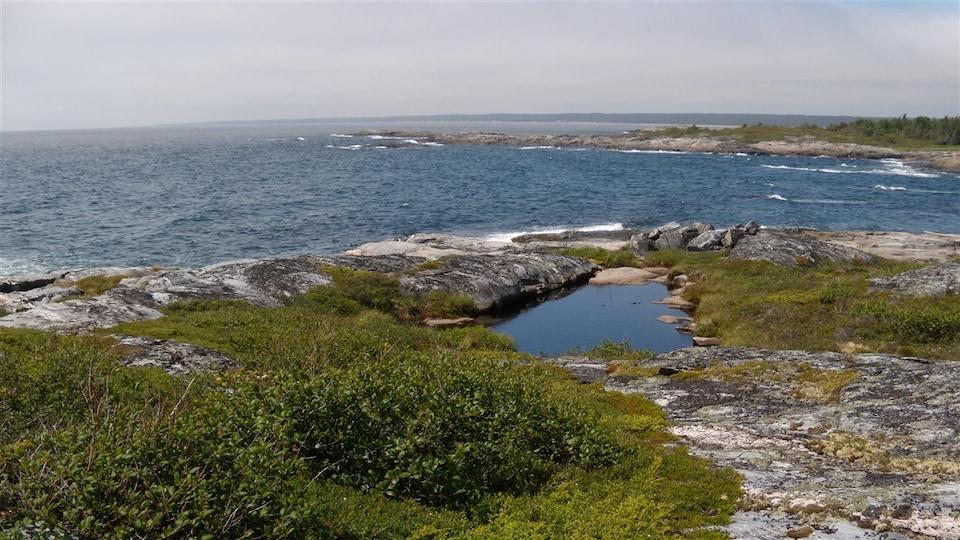 Le Saint-Laurent sur la Côte-Nord