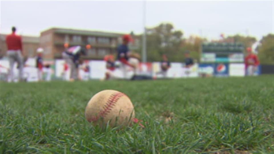 Équipe professionnelle de baseball à Trois-Rivières