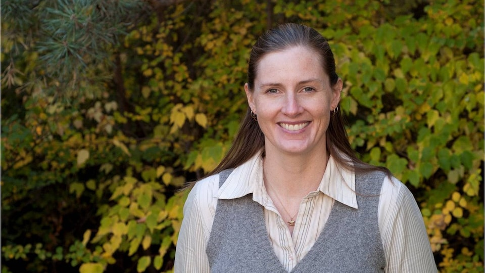 Portrait de Christy Morrissey