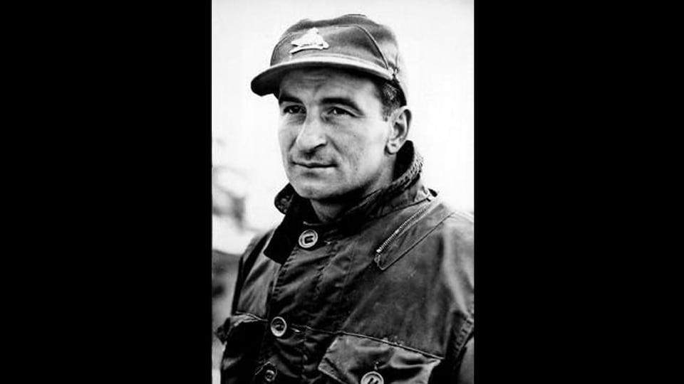 Léo Major, héros militaire québécois de la Seconde Guerre mondiale