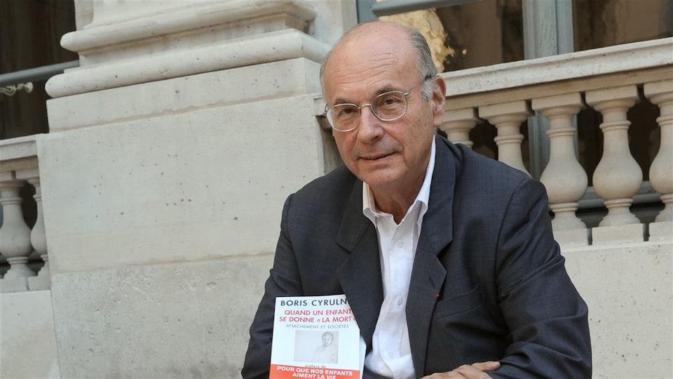 Le psychiatre Boris Cyrulnik