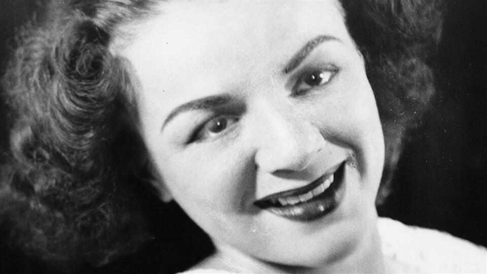 Alys Robi en 1948.