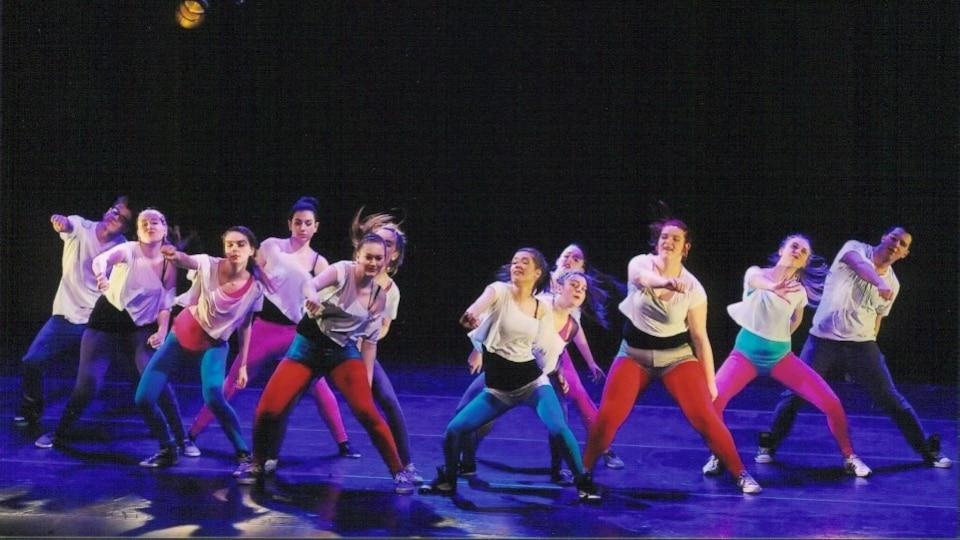 Spectacle de l'Académie de danse de Baie-Comeau