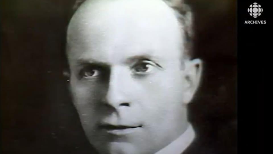 Adélard Godbout au début des années 1920.