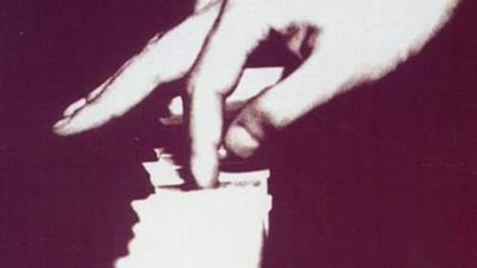Détail de la couverture de « Novecento : pianiste », d'Alessandro Baricco.