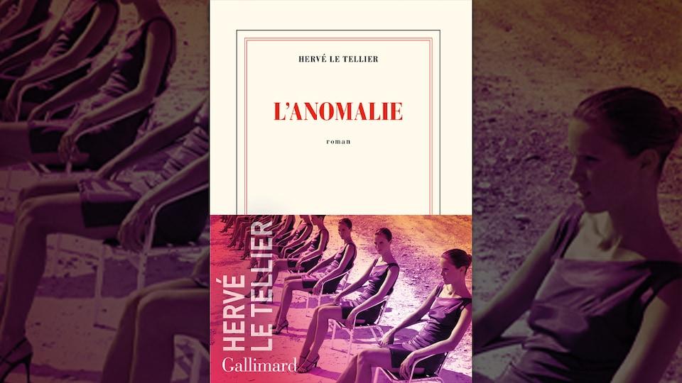 Une couverture de livre avec une photo de femmes assises en série.