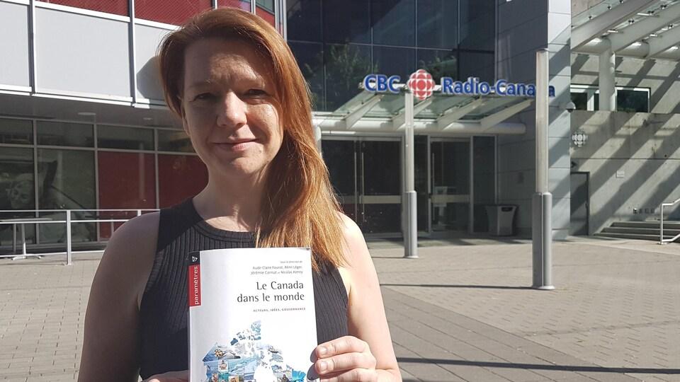 Aude-Claire Fourot, professeure à l'Université Simon Fraser