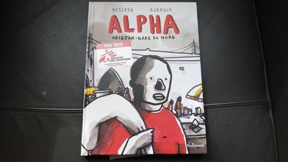 Couverture du livre Alpha