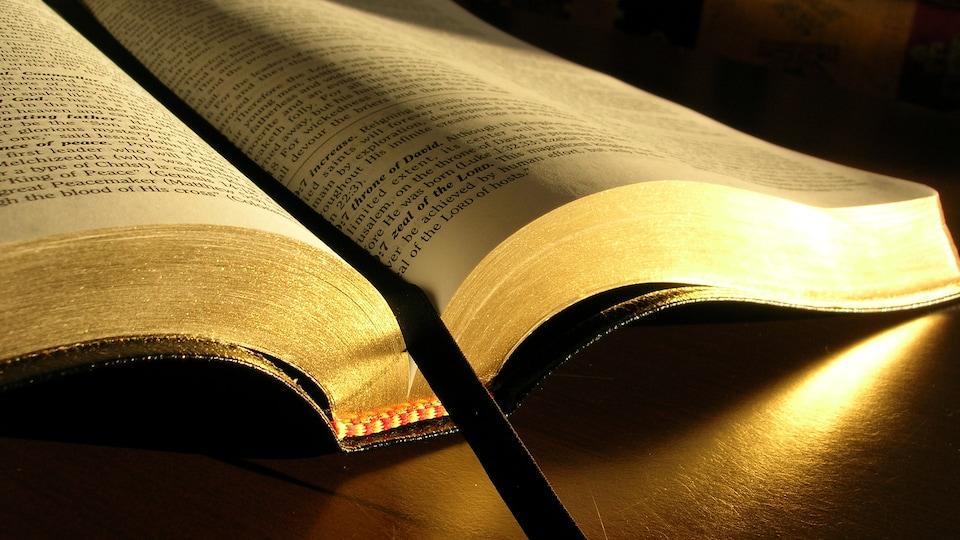 La Bible, toujours fascinante en 2018