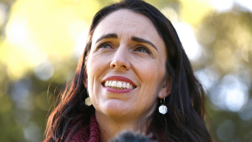Jacinda Arden, première ministre de Nouvelle-Zélande.