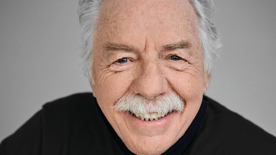 Le comédien Michel Forget.