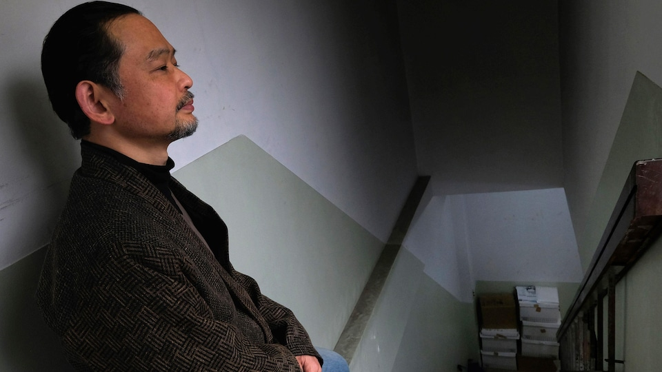 Un Japonaise de 55 ans ayant fait le choix de s'isoler du reste du monde.