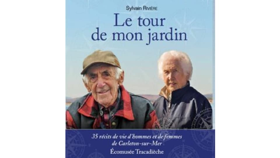 «Le tour de mon jardin» un livre de Sylvain Rivière