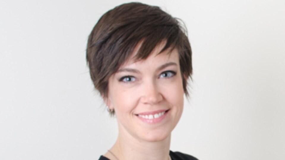 Marie Chamberland, Présidente du Conseil économique du N.-B.